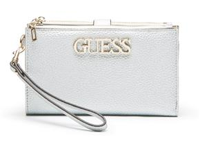 Guess Purses - Uptown Chic Organiser Silver