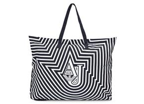 Armani Jeans Bags - 922552-7P783 White/Navy