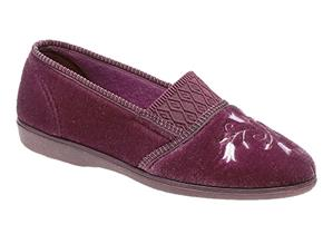 Sleepers Slippers - Inez LS792 Heather