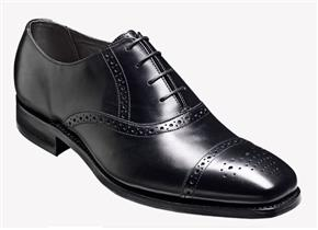 Barker Shoes - Flynn Black