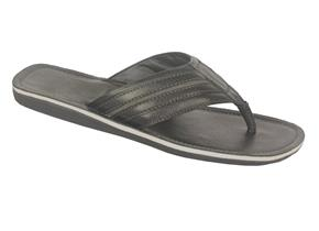 Lotus Sandals - Zach Black