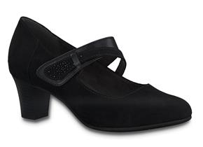 Jana Shoes - 24464-24 Black
