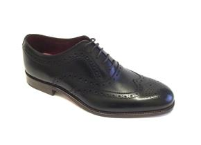 Loake Shoes - Fearnley Black