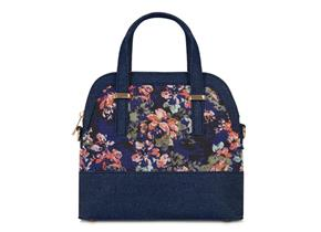 Ruby Shoo Bags - Lima Navy Floral