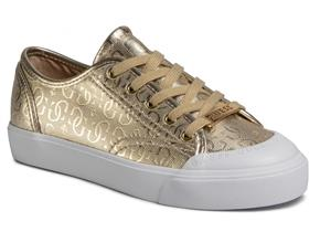 Guess Trainers - FL6GI3-FAL12 Gold