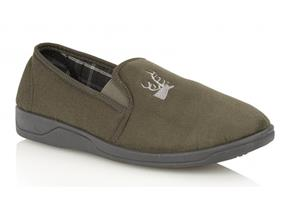 Lotus Slippers - Jack Khaki