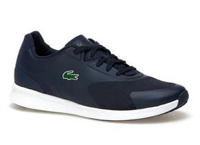 Lacoste Trainers - LTR01 316 Navy