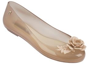 Melissa Shoes - AH Space Love Flower Champagne