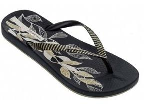 Ipanema Sandals - Anatomic Temas Black