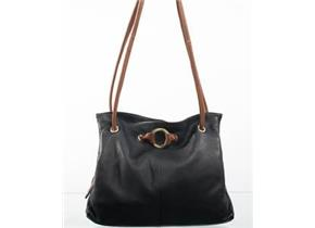 Bolla Bags - Canford Black Tan