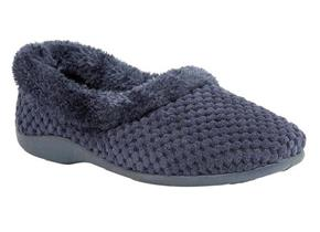 Lotus Slippers - Minnie ULH0011 Navy