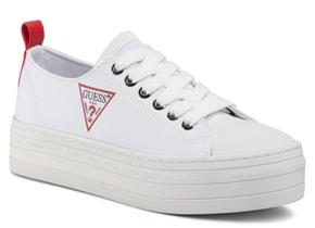 Guess Trainers - FL6BRS-FAB12 White