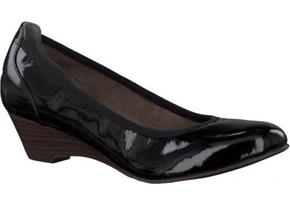 Tamaris Shoes - 22304-26 Black Patent