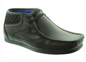 Deakins Shoes - Beckley Black
