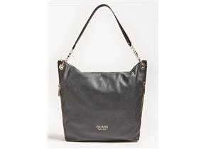 Guess Bags - G Chain Large Hobo Black