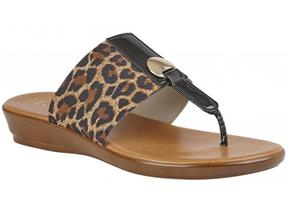 Lotus Shoes - Arna Leopard
