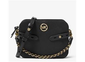 Michael Kors Bags - Carmen Camera LG Crossbody Black