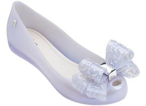 Melissa Shoes - Ultragirl Luxe Bow Iridescent