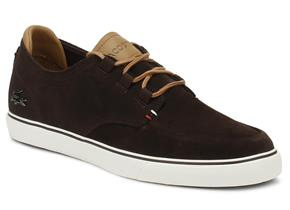 Lacoste Shoes - Esparre Deck 118 Brown