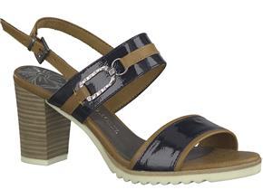 Marco Tozzi Sandals - 28704-22 Navy