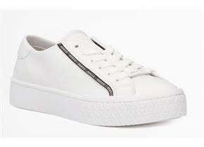 Guess Trainers - Pardie White Black