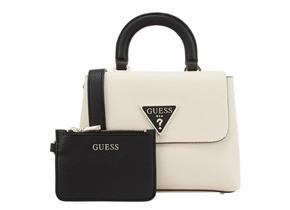 Guess Bags - Aretha Top Handle Flap Stone