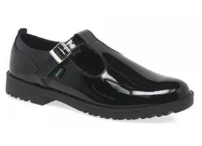 Kickers Shoes - Lachly T Black Patent