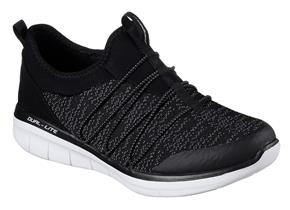 Skechers Shoes - Synergy 2.0 12379 Black/White