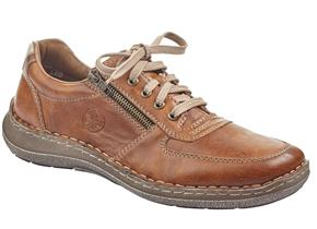 Rieker Shoes - 03030 Tan