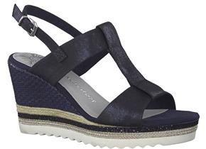 Marco Tozzi Sandals - 28709-22 Navy