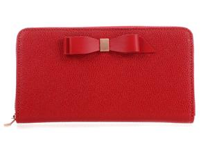 Ted Baker Purse - Aine Red