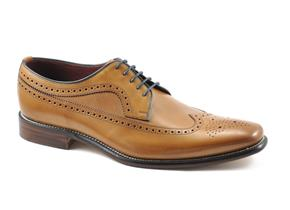 Loake Shoes - Callaghan Tan
