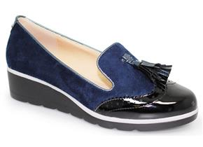 Lunar Shoes - Karina FLC136 Navy