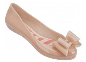 Zaxy Shoes - Pop Bow Nude