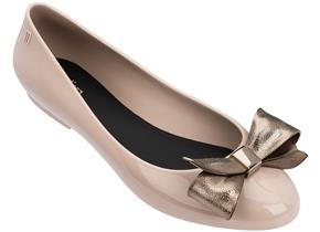 Melissa Shoes - Doll Dream Bow Latte