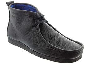 Deakins Shoes - Sankey Black