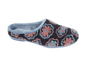 Sleepers Slippers - Maisy LS331 Navy