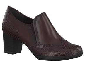 Marco Tozzi Shoes - 24404-21 Burgundy