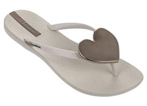 Ipanema Sandals - Maxi Heart 21 Cream