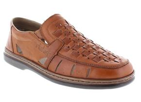 Rieker Shoes - 12389 Tan