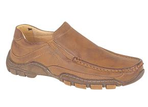 Pettits Shoes - Goor M565 Tan