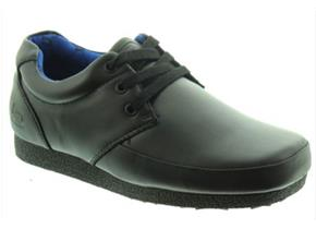 Nicholas Deakins Shoes - Johnson Jnr Black