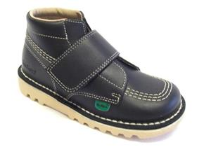 Kickers Shoes - Kick Kilo Navy