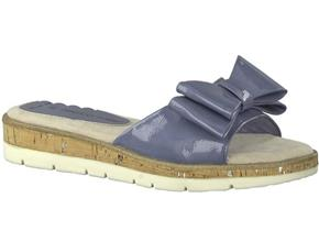 Marco Tozzi Sandals - 27120-20 Denim Patent