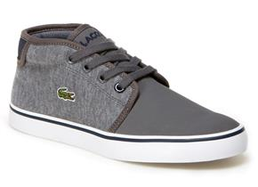 Lacoste Trainers - Ampthill 317 Grey