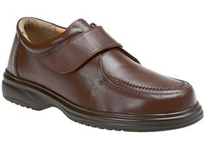Roamers Shoes - M460 Brown
