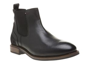 Tommy Hilfiger Boots - Elevated Chelsea Black