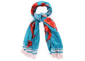 Ted Baker Scarf - Colieen Turquoise