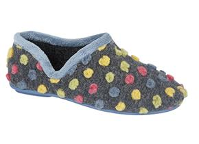 Sleepers Slippers - Jade LS311 Blue Multi