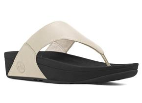 FitFlop™ Sandals - Lulu™ Antique White